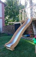 Stainles steel slide