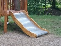 slide for robinia playgrounds