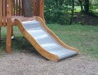 slide for robinia playgrounds