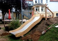 robinia slide