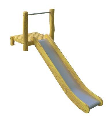 Slope slide straight, width 50 cm